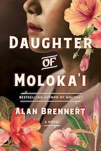Daughter of Moloka'i by Alan Brennert book cover