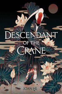 Descendant of the Crane Cover