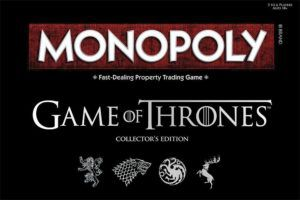 game of thrones monopoly gifts for english teachers