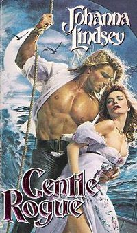 gentle rogue by johanna lindsey cover