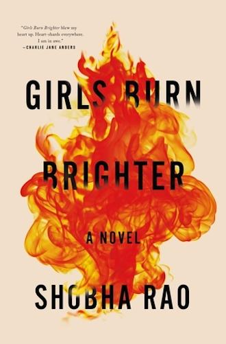 Girls Burn Brighter cover image