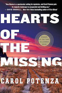 Hearts of the Missing by Carol Potenza book cover