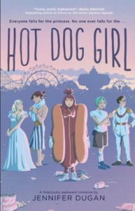 Hot Dog Girl from 20 YA Books To Add To Your Spring TBR | bookriot.com
