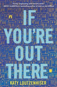 If You're Out There from 25 YA Books To Add To Your Winter TBR | bookriot.com