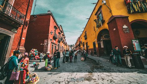 Literary Tourism: Time Traveling in Mexico City