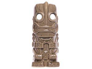 the iron giant ceramic tiki mug