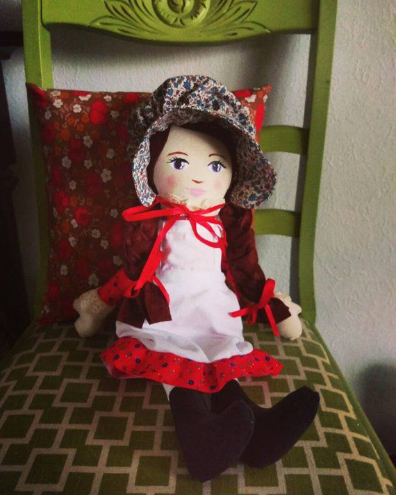 picture of little house on the prairie doll