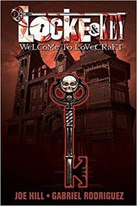 locke & key joe hill gabriel rodriguez comics horror