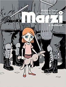 marzi book cover