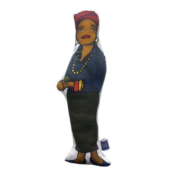 picture-of-maya-angelou-plush-pillow