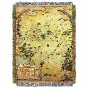 middle earth blanket gifts for english teachers