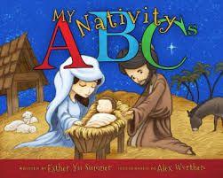 My Nativity ABC's book cover