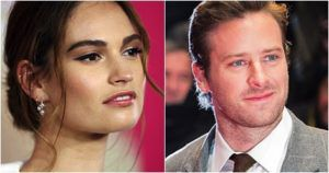 lily james and armie hammer to star in netflix remake of rebecca