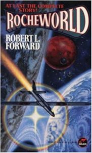 Cover art of Rocheworld by Robert L. Forward