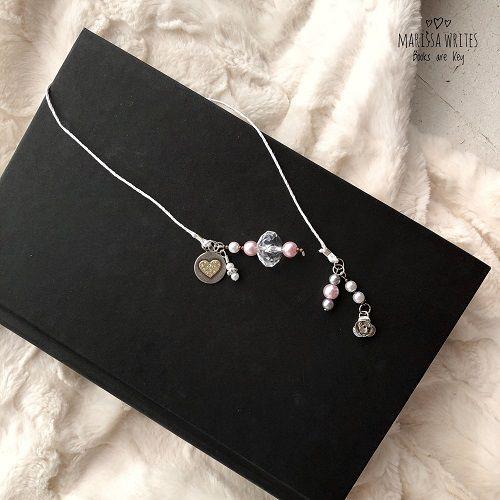 romance bookmark romance reader gifts