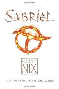 Sabriel Cover