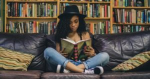 searching for the non-white heroine in books