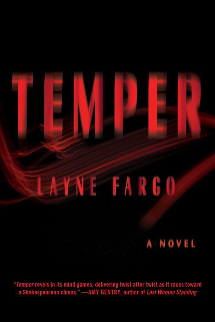 Temper by Layne Fargo