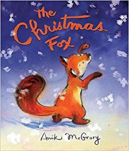 The Christmas Fox book cover