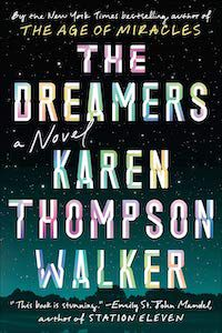 The Dreamers by Karen Thompson Walker book cover