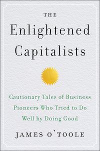 The Enlightened Capitalists by James O'Toole book cover