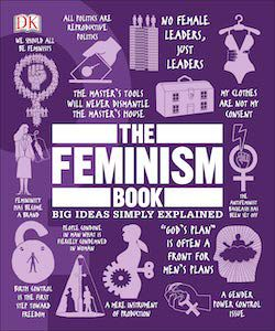 The Feminism Book by DK book cover