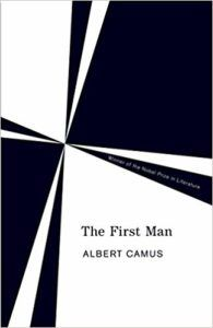the first man book cover