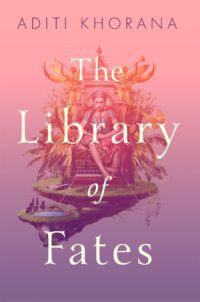 cover for the library of fates