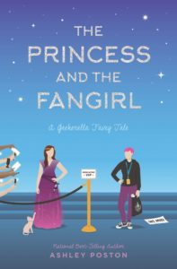The Princess and the Fangirl from 20 YA Books To Add To Your Spring TBR | bookriot.com