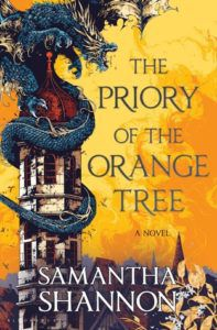 The Priory of the Orange Tree from 7 Must-Read Fantasy Books Coming Out in 2019 | bookriot.com