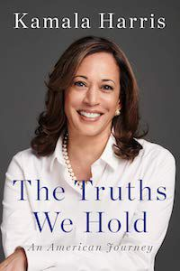 The Truths We Hold: An American Journey by Kamala Harris book cover
