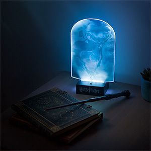 Patronus Light, Unique Harry Potter Gifts, Book Riot