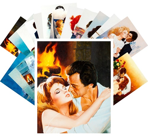 vintage romance novel cover art enrique torres prat romance reader gifts