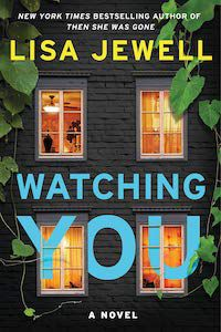 Watching You by Lisa Jewell book cover