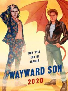 Wayward Son from 50 YA Books To Add To Your 2019 TBR ASAP | bookriot.com