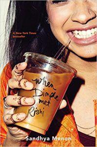 When Dimple Met Rishi by Sandhya MenonBook Cover