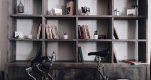 where to find used bookshelves