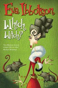 which witch? by eva ibbotson cover