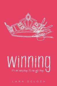 Winning by Lara Deloza from 10 Dumplin' Read-Alikes | bookriot.com