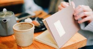 writing journaling journal feature