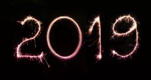 2019 fireworks sparklers new year