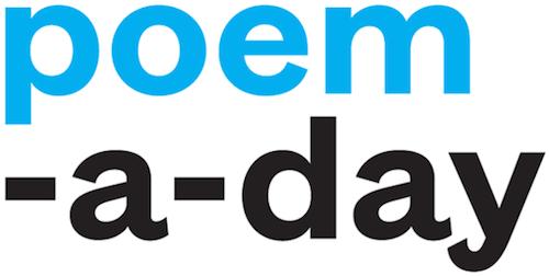 2019 Poem-a-Day logo
