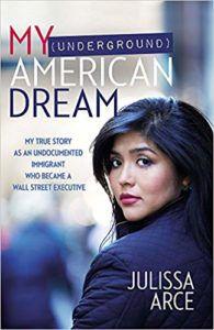 My Underground American Dream Book Cover