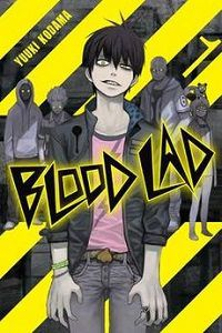 Blood Lad volume 1 cover - Yuuki Kodama