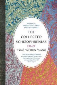 Collected Schizophrenias cover