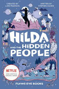 HIlday and the Hidden People cover image