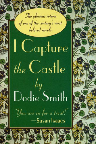 cover image of I Capture the Castle by Dodie Smith