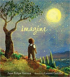 Cover of Imagine by Juan Felipe Herrera