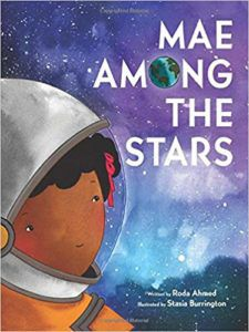 Cover of Mae Among the Starts by Roda Ahmed
