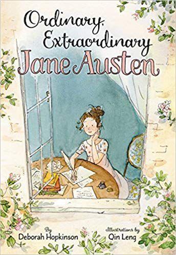 cover of Ordinary, Extraordinary Jane Austen by Deborah Hopkinson
